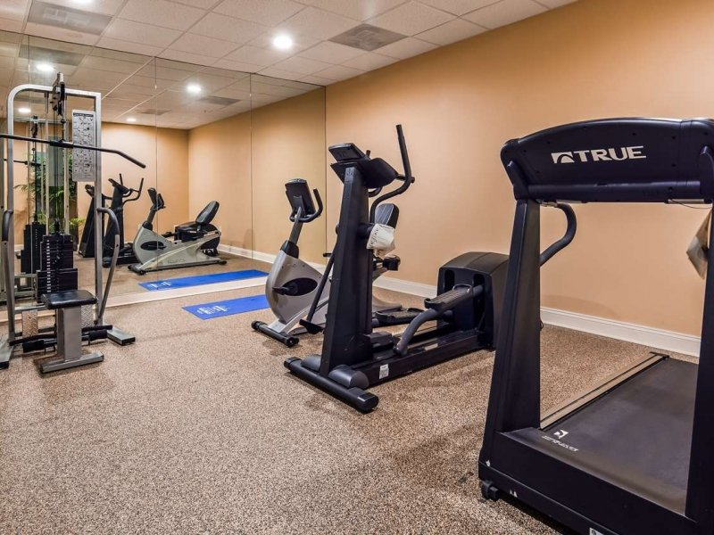 Best Western OC MD Fitness Center